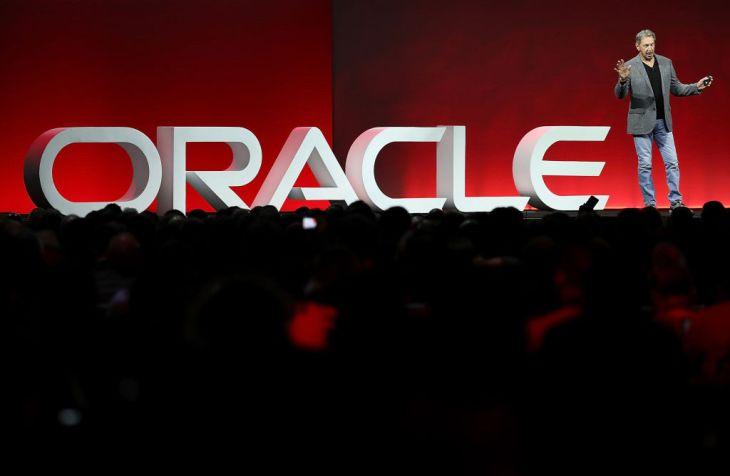 Oracle是ERP早期的公司