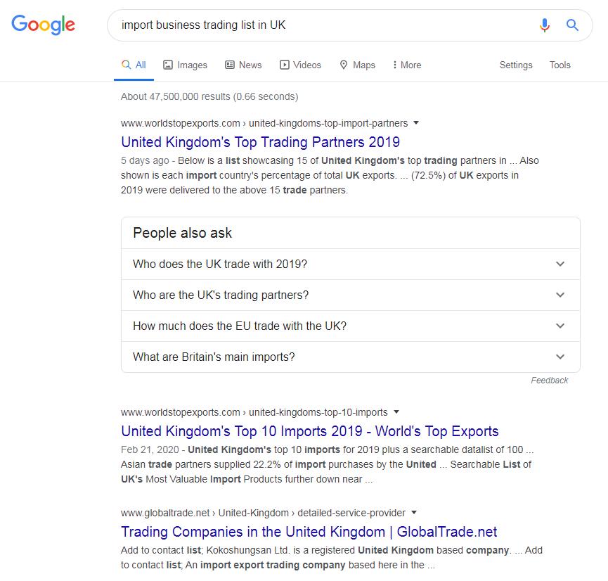 国外找客户谷歌搜索